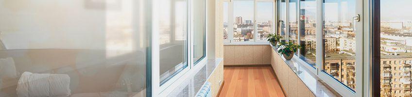 Остекление балконов и лоджий: цены, фото, отзывы..