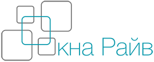 Логотип компании Окна Райв